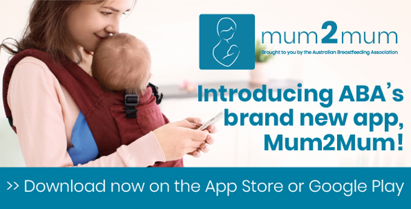 Download the ABA Mum2Mum app instantly for free