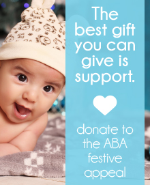 Donate to the ABA festive appeal