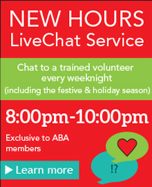 ABA LiveChat - new hours