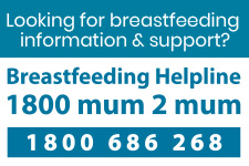 Breastfeeding Helpline