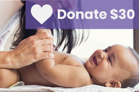 Donate $30 to ABA