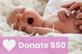 Donate $50 to ABA