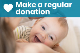 Regular donation to ABA