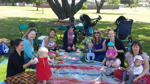 Australian Breastfeeding Association Mersey/Devonport Group